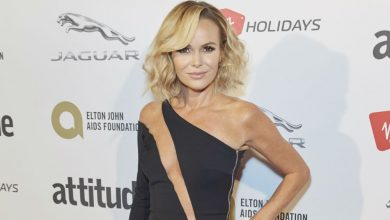 Amanda Holden reveals why she does not diet