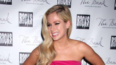 Avril Lavigne is dating Phillip Sarofim