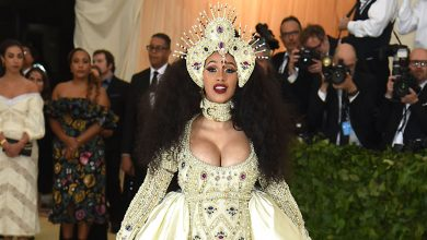 Cardi B reveals why she likes her pregnancy boobs
