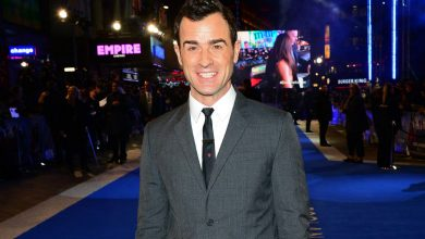 Justin Theroux reveals his unusual tattoo