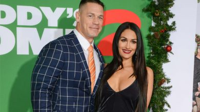 Nikki Bella and John Cena reunited