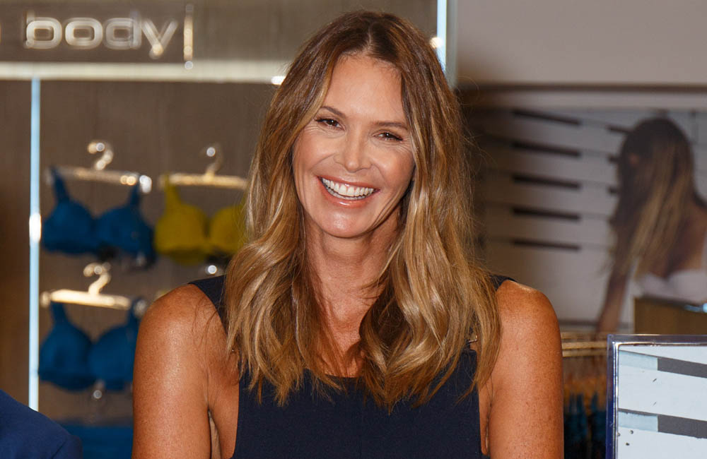 Elle Macpherson explains why being healthy is important
