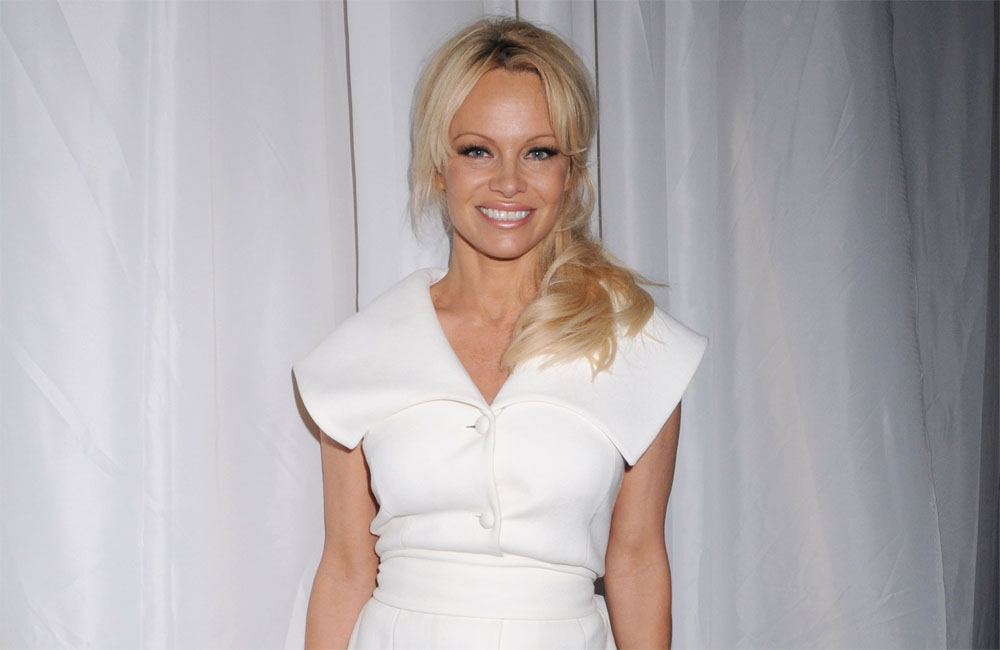 Why Pamela Anderson gets abuse over Donald Trump
