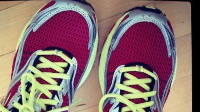 I love my new running runners
