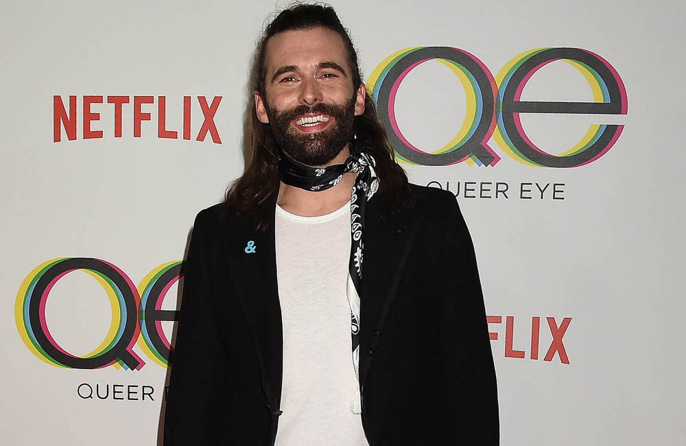 Jonathan Van Ness shares his top tips for flawless hair