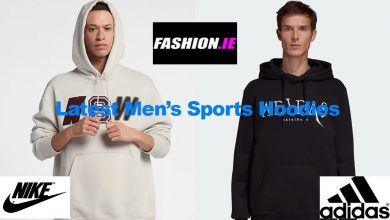 The latest in Men's branded sports hoodies