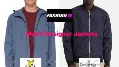 Men's Designer Jackets Lyle & Scott & Calvin Klein