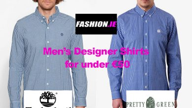 Men's Designer Shirts from Pretty Green & Timberland