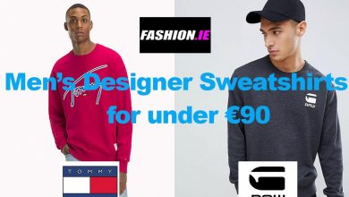 Men's designer sweatshirts from under €90.00