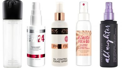5 must-have setting sprays for flawless makeup all day