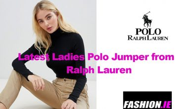 Fashion review Ladies Ralph Lauren Polo Neck