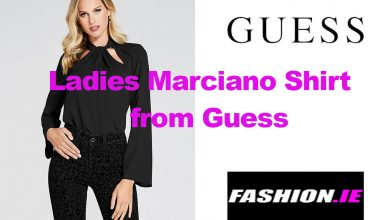 Fashion review Marciano Shirt from Guess