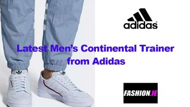 Fashion review Men's Adidas Continental shoe from Adidas
