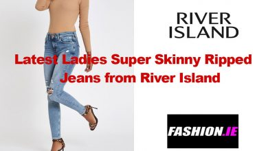 Fashion review Ripped skinny jeans from River Island