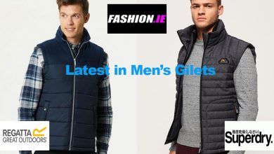 Fashion review latest men's gilets & bodywarmers