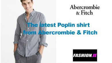 Shirt review Men's Poplin Shirt for Abercrombie & Fitch