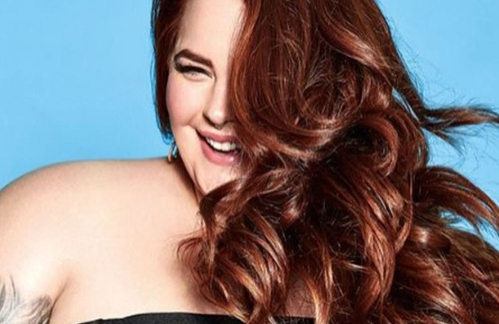 Tess Holliday responds to Piers Morgan's body-shaming comments