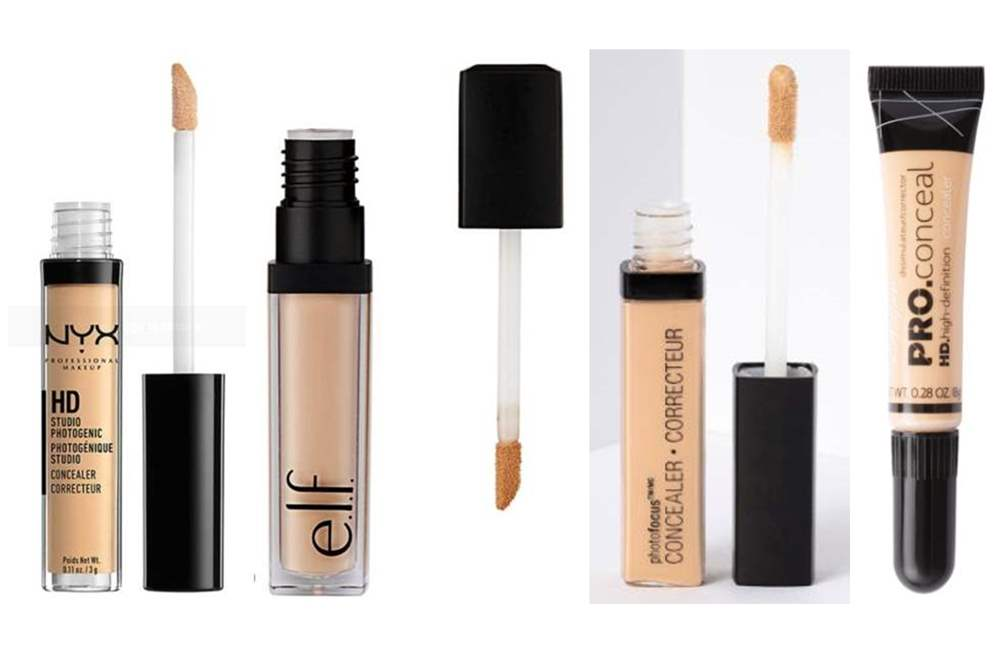 4 Of The Best Concealers Under €10