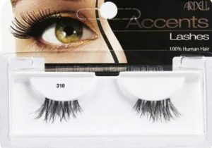 Ardell Accents 318 Black Lashes