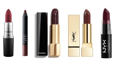 Best Dark Lipsticks to Wear All Autumn Long