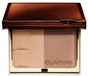 Clarins Bronzing Duo in 01 Light