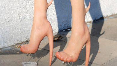 Fashion label Fecal Matter take foot fashion to new level