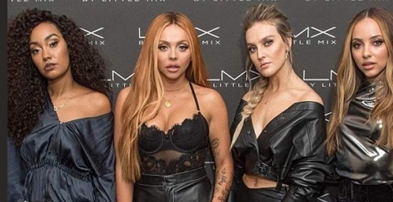 Little Mix on their debut makeup range LMX