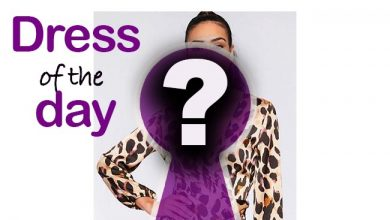 Ladies Leopard Print Wrap Dress from Quiz at Debenhams