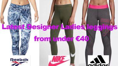 Latest Ladies Designer Leggings from under €40
