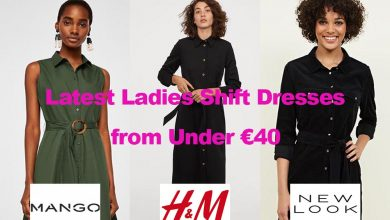 Latest Ladies Shirt Dresses from under €40