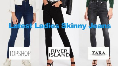 Latest Ladies Skinny Jeans from under €50
