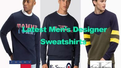 Latest Men's Designer Sweatshirts for under €95