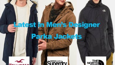 Latest Men's Parka Jackets for under €130