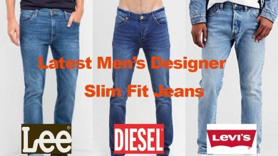 Latest in Men's Slim Fit Designer Jeans