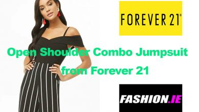 Latest fashion: Combo Jumpsuit from Forever21