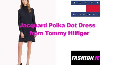 Latest fashion Jacquard Dress from Tommy Hilfiger