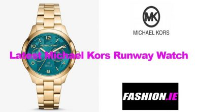 Latest fashion Michael Kors Gold Tone Watch