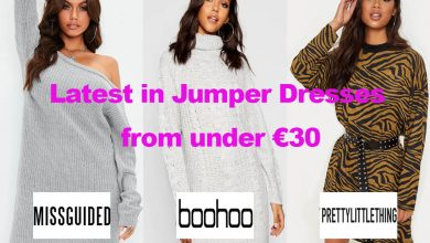 Latest in Jumper Dresses for under €30