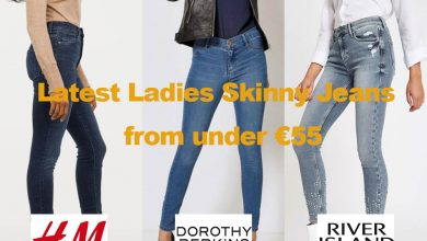 Latest in Ladies Skinny Jeans from under €55
