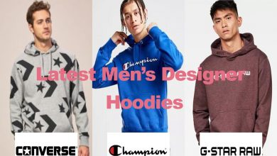 Latest in Men's Designer Hoodie Tops
