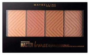 Maybelline Master Bronze Highlighting Kit