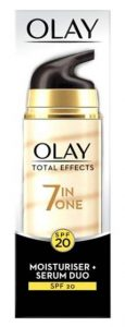 Olay Total Effects Moisturiser and Serum Duo