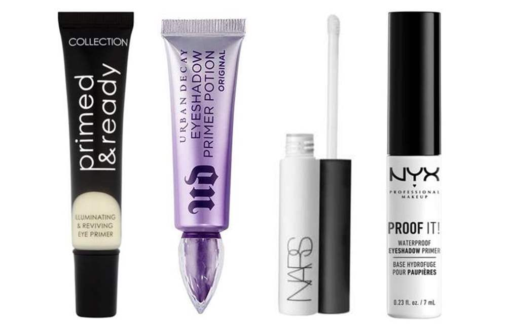 The Best Eyeshadow Primers for Oily Lids