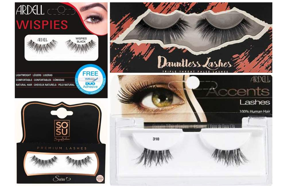 The Best False Lashes for Under €10
