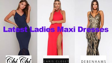 The Latest Ladies Maxi Dresses for under €100