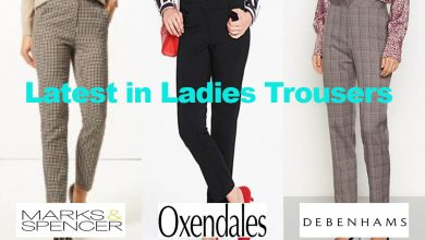 The Latest in Ladies Trousers for under €50