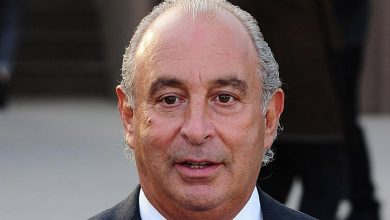 Topshop owner Philip Green accused of sexual harassment