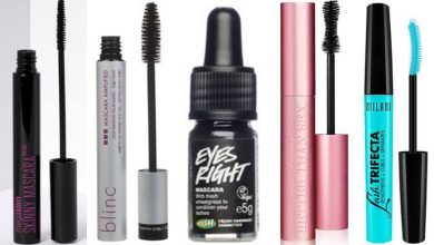 5 Cruelty Free Mascaras for Under €25