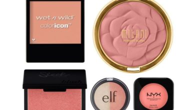 5 Of The Best Blushes For Under €15