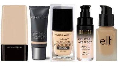 Best Cruelty Free Foundations for under €35